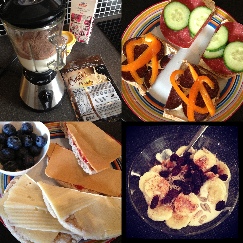 600 kalorier om dagen meny