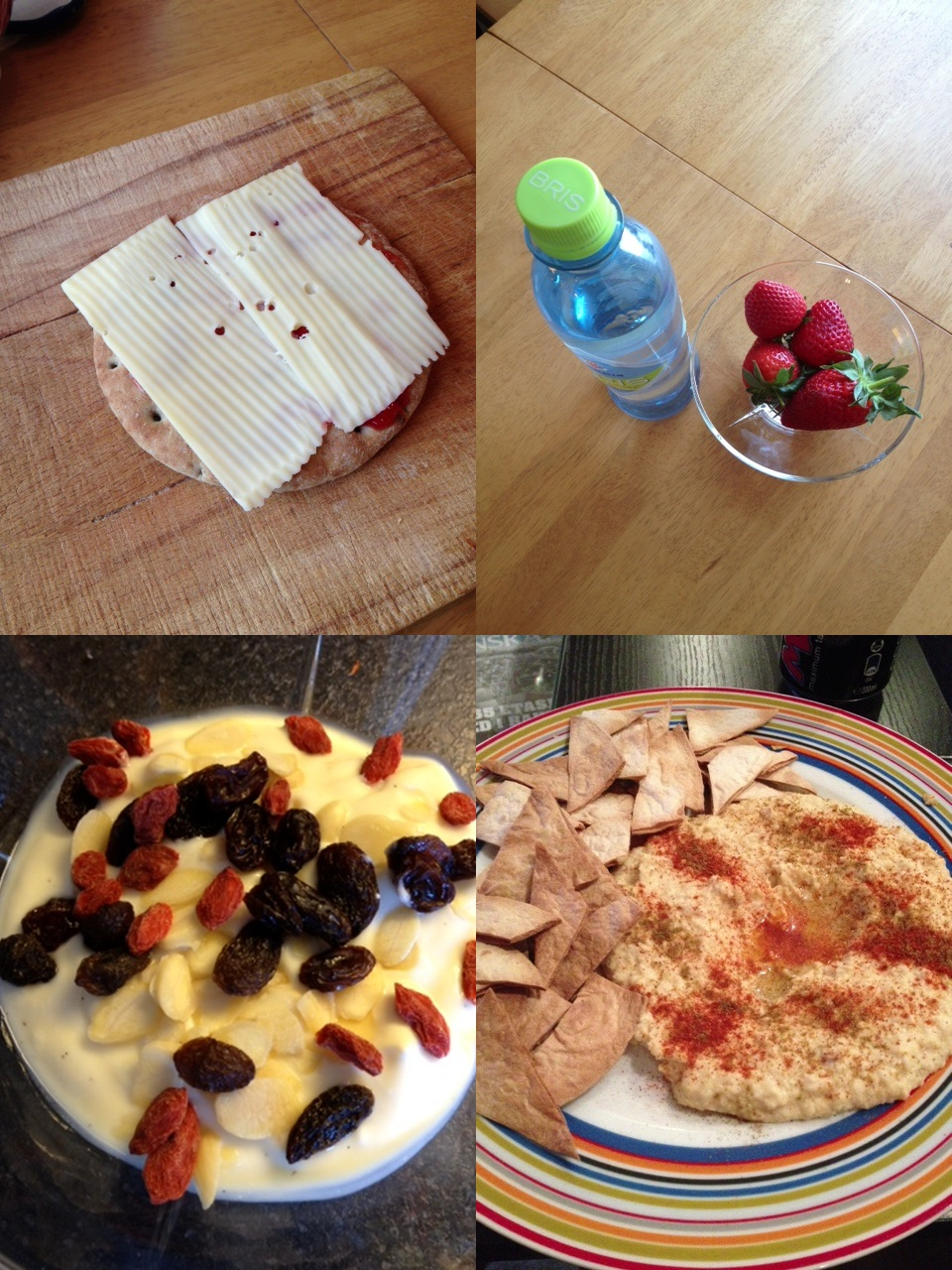 1500 kalorier om dagen meny